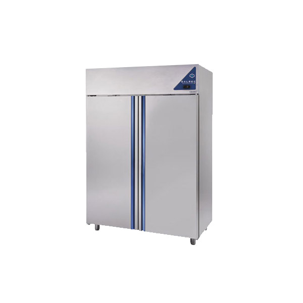 Stainless Steel Double Door Chiller